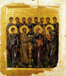 640px-Synaxis_of_the_Twelve_Apostles_by_Constantinople_master_(early_14th_c.,_Pushkin_museum)