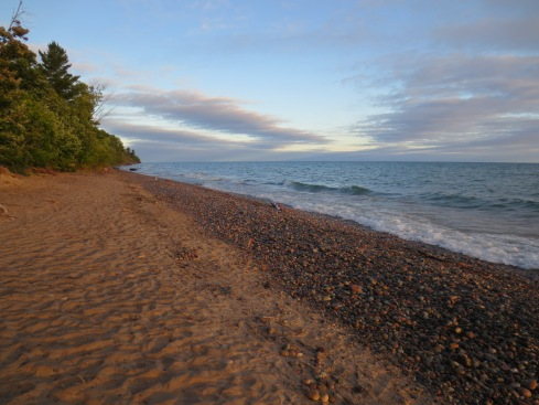 Sunrise, Lake Superior